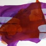 """""""Deep violet"""" 100x80"""